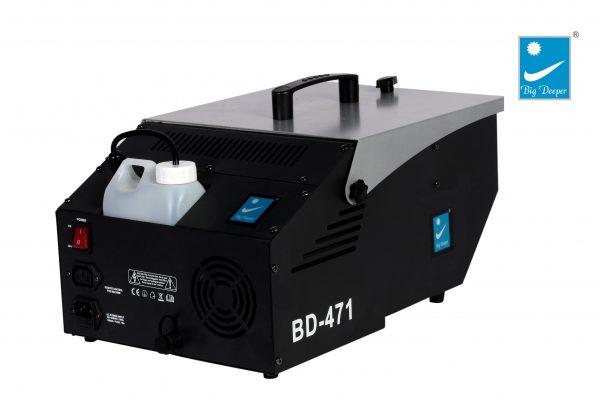 1500W Low Fog Machine
